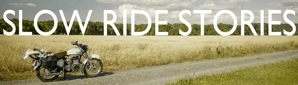 Slow Ride Stories